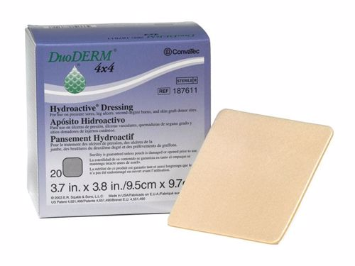 Picture of DuoDERM® Hydroactive® Dressing