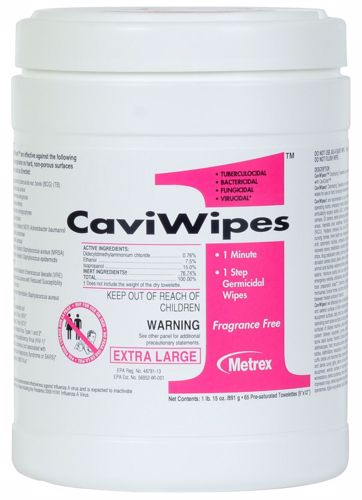 Picture of CaviWipes 1™ - 160 / Tub