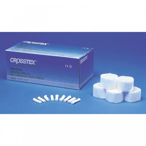 Picture of Dental Roll - Crosstex®