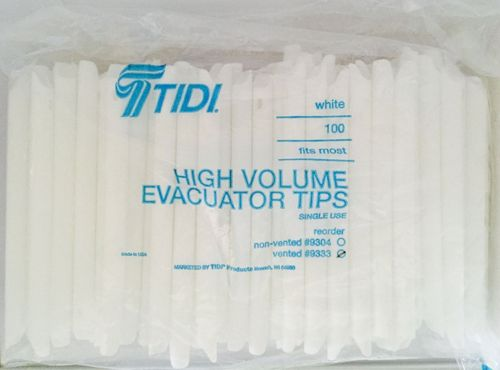 Picture of Evacuator Tip - Tidi®  - VENTED