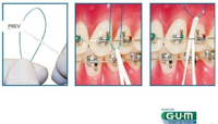 Picture of Floss Threader - GUM®