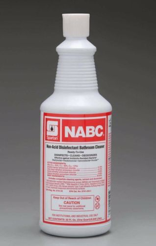Picture of Disinfectant Cleaner - Non-Acid Disinfectant Bathroom Cleaner