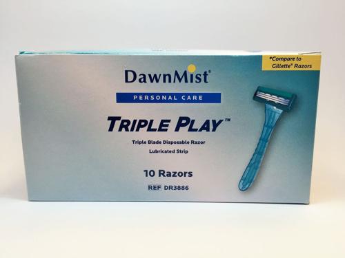 Picture of Disposable Razor - 10 / Box