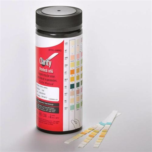 Picture of Urinalysis Reagent Strips - Clarity