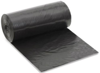 """Picture of 40"""" x 48"""" - BLACK - Can Liner"""