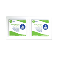 Picture of Alcohol Prep Pads - Dynarex