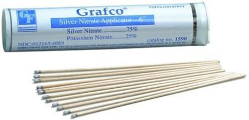 Picture of Silver Nitrate Applicator Sticks - Graham-Field®