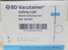 """Picture of Blood Collection Set, BD Safety  -  23 G x ¾"""""""