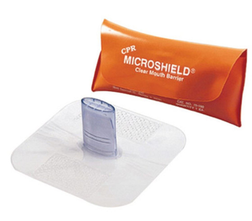 Picture of Microshield® CPR Rescue Breather