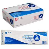 Picture of Stretch Gauze - Dynarex - Sterile