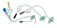 Picture of Huber Infusion Needle Set - WHIN® SAFE