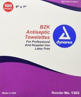 Picture of BZK Towelette, Dynarex