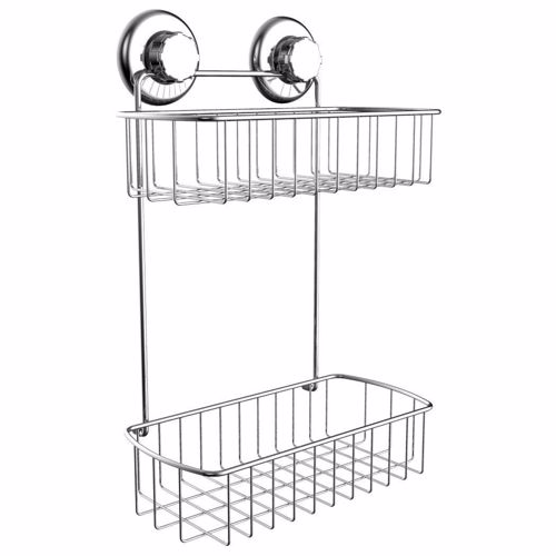 Shower Caddy - Hasko - 2-Tier -SHWR-MUH2R-1