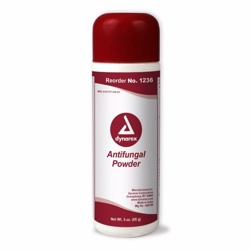 Antifungal Powder - Dynarex - 3 oz - FUNG-1236-1