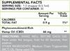 Rethink CBD Tincture Oil - 2000mg - 30 mL - Bottle - Label