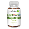 ReThink CBD Gummies - Multivitamins - 300 mg - 30 Count - Bottle