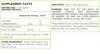 ReThink CBD GelCaps 100 mg - 4 Count - Label
