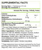 ReThink CBD Sleep Support Syrup - Strawberry - 50 gm - 4 oz - Label