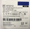 BCS-972312 - Blood Collection Set, Smiths Medical 23 G x 3-4 inch - Packaging