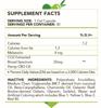 ReThink CBD GelCaps Sleep Support 750 mg - Label